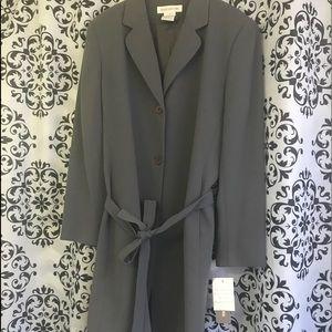 NWT JONES NEW YORK DRESS COAT/BLAZER
